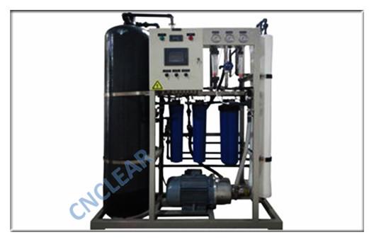 一体化海水淡化设备
