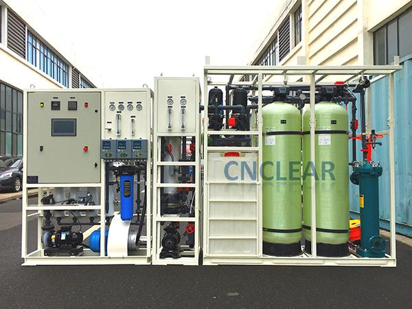 天津汉晴船用海水淡化设备