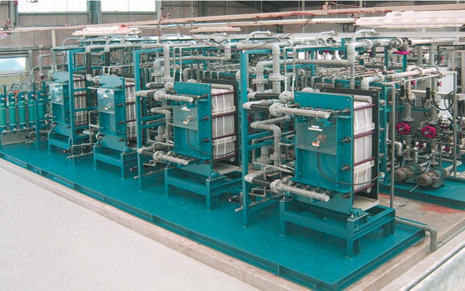 电渗析双极膜再生系统