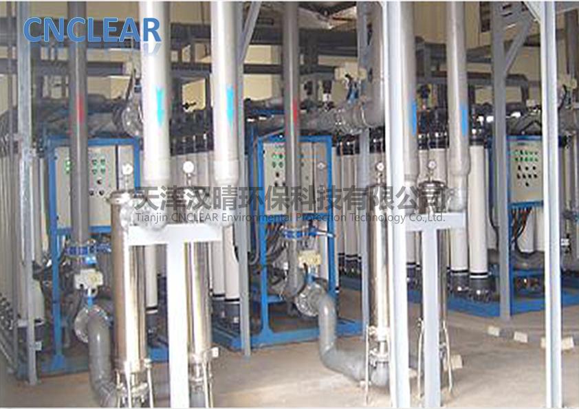 饮用水净化超滤膜设备