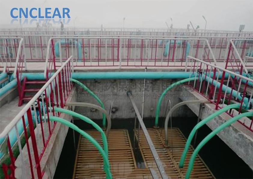 MBR膜帘式膜工程应用案例