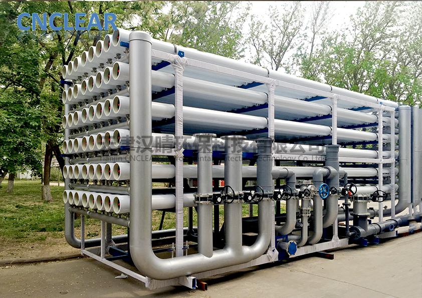 海水淡化设备:单级反渗透设备